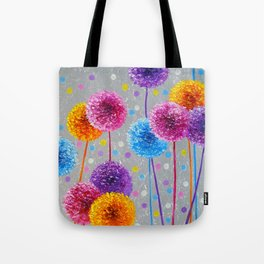 Decorative bow Tote Bag