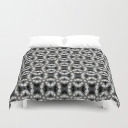 Hearts (from the arches in the Bom Jesus church complex in Old Goa) Duvet Cover
