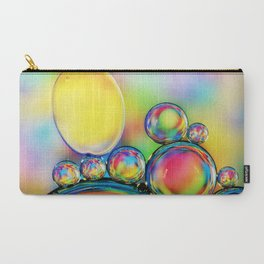 A Rainbow of Hundreds and Thousands Carry-All Pouch