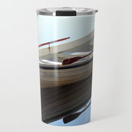Messing about on the river Travel Mug