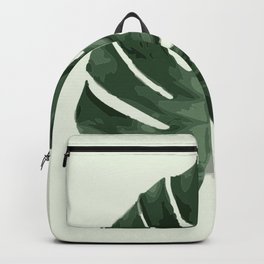 Monstera_1 Backpack