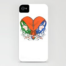 Clementine's Heart Slim Case iPhone (4, 4s)