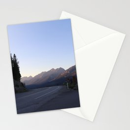Road To The Horizon Stationery Cards