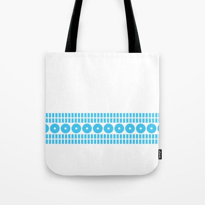 Geometry - Greece Tote Bag