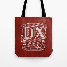 UX - Industrial Design - Red Tote Bag