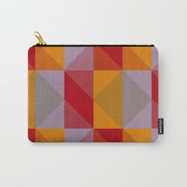 Man at Arms Plaid Carry-All Pouch