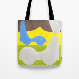 Dripstone Car Tote Bag