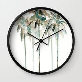 Hawaii Forest collab. with @rodrigomffonseca Wall Clock