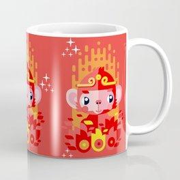 Fire Monkey Year Coffee Mug