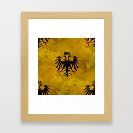 Holy Roman Empire Framed Art Print
