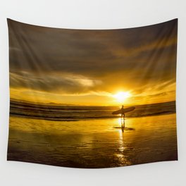 Surf te Life Wall Tapestry