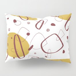 Doodle Pattern 02 #society6 #doodle Pillow Sham