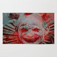 Le clown Rug