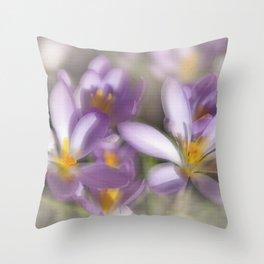 Springtime Dreams Throw Pillow