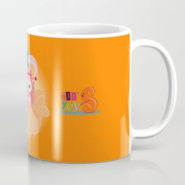 Lolo AlfsToys head Coffee Mug