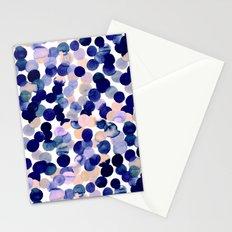 Gracie Spot Pale Purple Stationery Cards