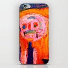 Mr. GRUMBLiNG iPhone & iPod Skin