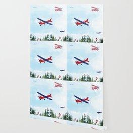 Flying High Wallpaper