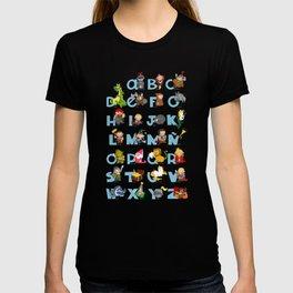 ABC  medieval (spanish) T-shirt