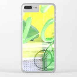 summerlovin' Clear iPhone Case