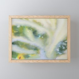 Angel Eyes Framed Mini Art Print