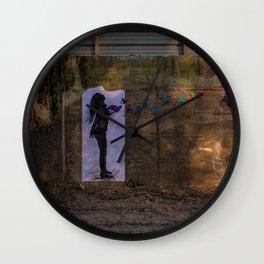 L'envol Wall Clock