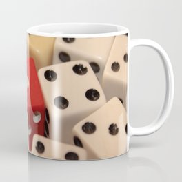 Dice a Critical Fail Coffee Mug