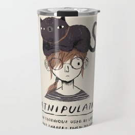 catnipulation Travel Mug