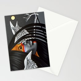 Ice Sentry Stationery Cards