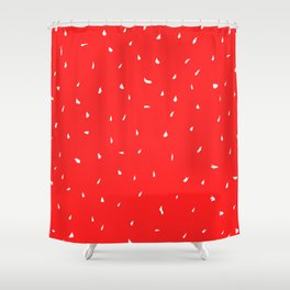 Hippopodes Shower Curtain