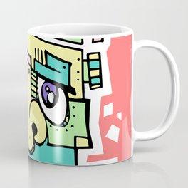 Pastelstein Coffee Mug