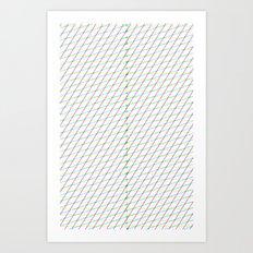 T shirt Art Print