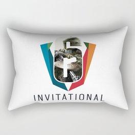 Tachanka invitational Rectangular Pillow