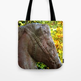 Guardian of the Gate Tote Bag