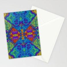 Festive Mosaic Stationery Cards
