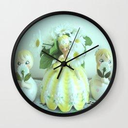 Daisie Girls  Wall Clock