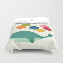 Dream Walker Duvet Cover