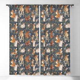 Woodland Dreams Blackout Curtain