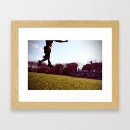 GetLifted Framed Art Print