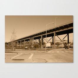35th Street Viaduct Canvas Print