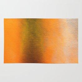 Into The Orange Rug
