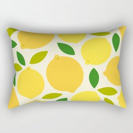 Lemon Rectangular Pillow
