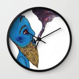 Vaping Galaxy Wall Clock