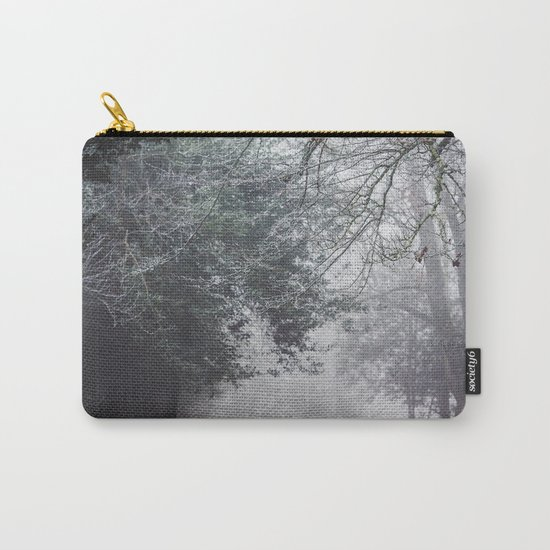 Frosty path Carry-All Pouch