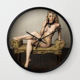 Mariah 1 Wall Clock