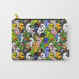 Too Many Birds!™ Bird Squad 2 Carry-All Pouch