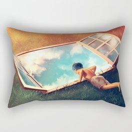 Sweet Vertigo Rectangular Pillow