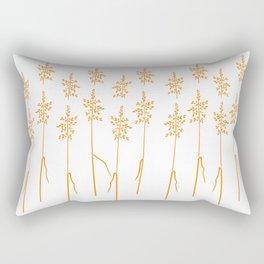Grass that tickles Rectangular Pillow