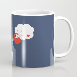 The Glass is Refillable Coffee Mug
