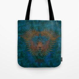 Lion Spirit Tote Bag